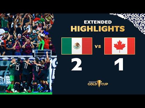 Mexico vs Canada</a> 2021-07-30
