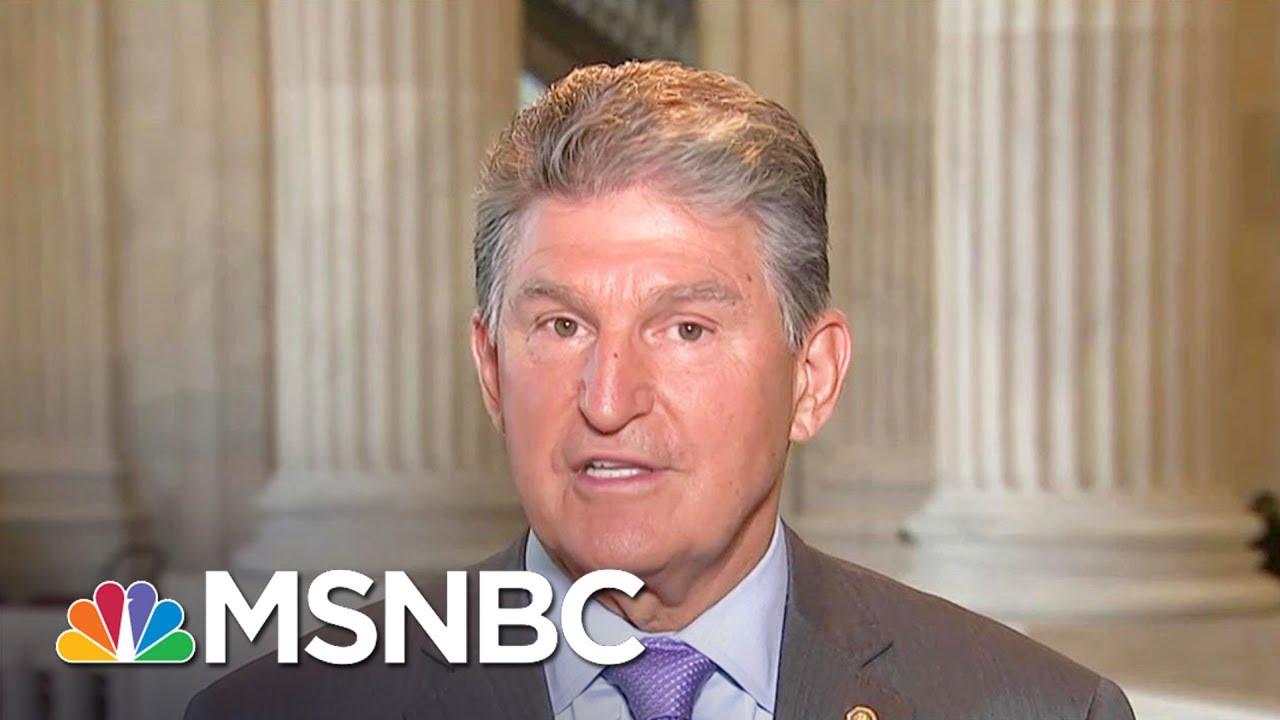 Full Repeal Would Be Disastrous To My State: Joe Manchin   Morning Joe   MSNBC thumbnail