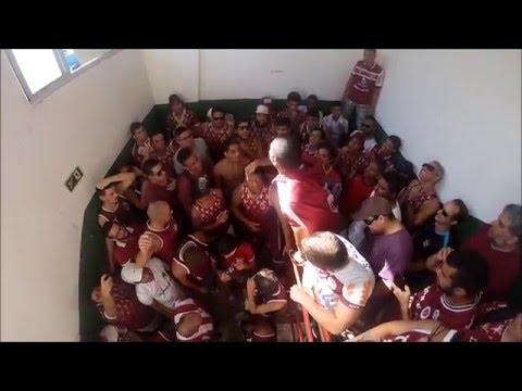 """GRENAMOR - Alentaço - Guerreiros (pré Tiva x Real Noroeste)"" Barra: Grenamor • Club: Desportiva Ferroviária"