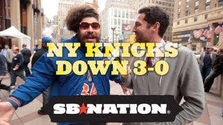 New York Knicks vs. Miami Heat: Delusional Knicks Fans thumbnail