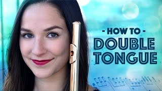 How To Double Tongue