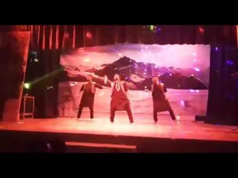 Khalibali and Malhari performance