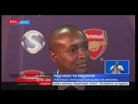 KTN Leo: Sportpesa yahifadhia mafunzo ya wakufunzi 50 wa soka nchini