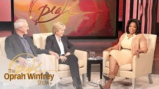 Meredith Baxter Gets a Surprise from a Family Ties Co-Star | The Oprah Winfrey Show | OWN