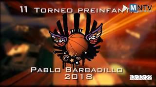 XI Torneo de Baloncesto Preinfantil Pablo Barbadillo en Tres Cantos