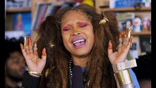 Erykah Badu: NPR Music Tiny Desk Concert