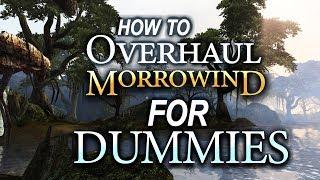Overhauling Morrowind for Dummies - MGSO   Rebirth - 2018