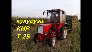 НА КУКУРУЗУ - КИР ДЛЯ ТРАКТОРА Т25/FOR CORN - KIR FOR TRACTOR T25