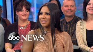 Toni Braxton opens up about 'Faith Under Fire: The Antoinette Tuff Story'