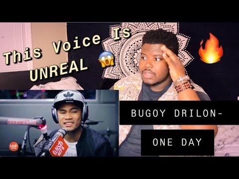 Bugoy Drilon - One Day (Live!) - смотреть онлайн на Hah Life