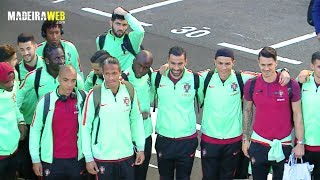 Portugal National Football Team in Madeira 2017