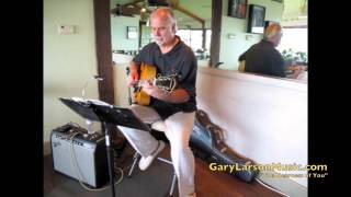 The Nearness Of You Performed By Gary Larson At Buzzs Wharf - Maui Hawaii