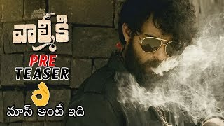 Varun Tej New Movie Valmiki Pre Teaser. For Free Movie Promotions & Promotional Interviews       Please WhatsApp Us : 7286918833     (Or) Email Us : nanikkumar456@gmail.com  Watch The Video to know more details and please subscribe the channel  WATCH MORE RELATED VIDEOS: Subscribe - https://goo.gl/4MRq8m Watch All Videos: https://goo.gl/ZWalRE Watch Recent Uploads - https://goo.gl/69V1ZF Watch Popular Uploads - https://goo.gl/kHAeWg   All Rights Reserved - Daily Culture
