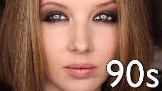Historically Accurate: 90s Grunge Makeup Tutorial