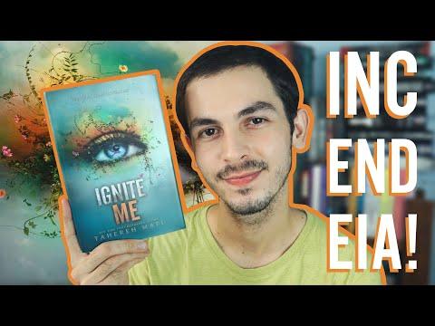INCENDEIA-ME - Tahereh Mafi (Estilhaça-Me, #3)