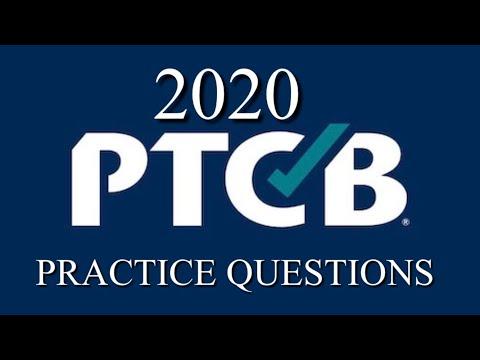 PTCB Pharmacy Exam Practice Questions - YouTube