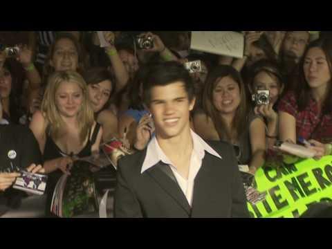 English actor Robert Pattinson n Martial Artist Taylor Lautner | Hollywood Rocks
