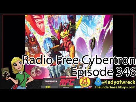 Radio Free Cybertron - 346