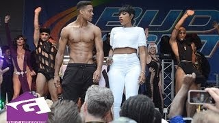 "Jennifer Hudson Debuts ""He Ain't Goin' Nowhere"" At Chicago PrideFest 2014"