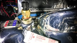 How To Install a Coolant Temperature Sensor The Right Way
