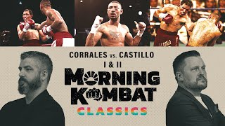 Corrales vs. Castillo I & II | Morning Kombat Classics x SHOWTIME BOXING | #StayHome #WithMe