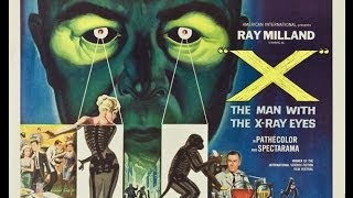 X: The Man with the X-Ray Eyes (1963) Video