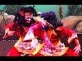 Tari RAMPAK BUTO Raksasa GALAK Lucu Javanese Demon Dance