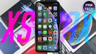 Максимально полный обзор iPhone XS Max