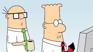 Dilbert: Our Record Loss