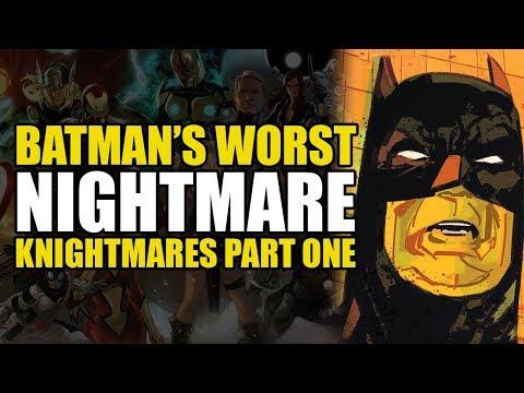 Batman's Worst Nightmares (Batman Universe: Knightmares Part 1)