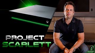 Phil Spencer RESPONDS To Xbox Project Scarlett Criticism | Confirms Commitment To MOST POWER | E3