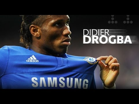 Didier Drogba Best Goals ever (Most Of Players Can't Finish As Drogba)