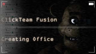 #2   Clickteam Fusion 2 5 FNAF   Office scrolling