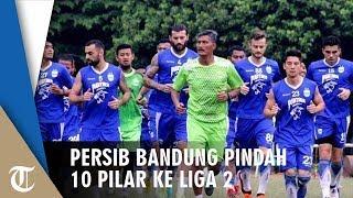 Persib Bandung Pindahkan 10 Pilar ke Liga 2, Ini 9 Pemain yang Kemungkinan Dilempar selain Fabiano