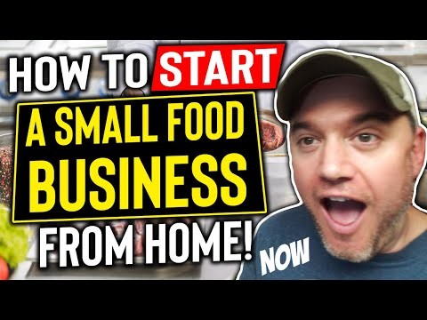 , title : 'How to Sell Food From home [ How to Start a small food business from home] 10 Steps