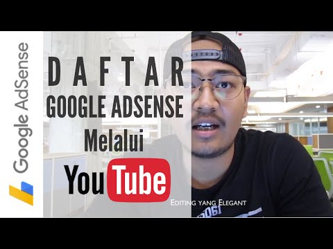 Video Cara Daftar Google Adsense 100% Full Approved Desember 2016