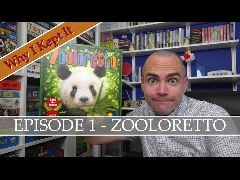 Why I Kept It - Episode 1: Zooloretto