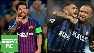 Champions League reaction: Lionel Messi bags hat-trick, Tottenham stunned by Inter | ESPN FC