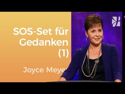 Das Erste-Hilfe-Set für gute Gedanken(1) – Joyce Meyer – Seelischen Schmerz heilen