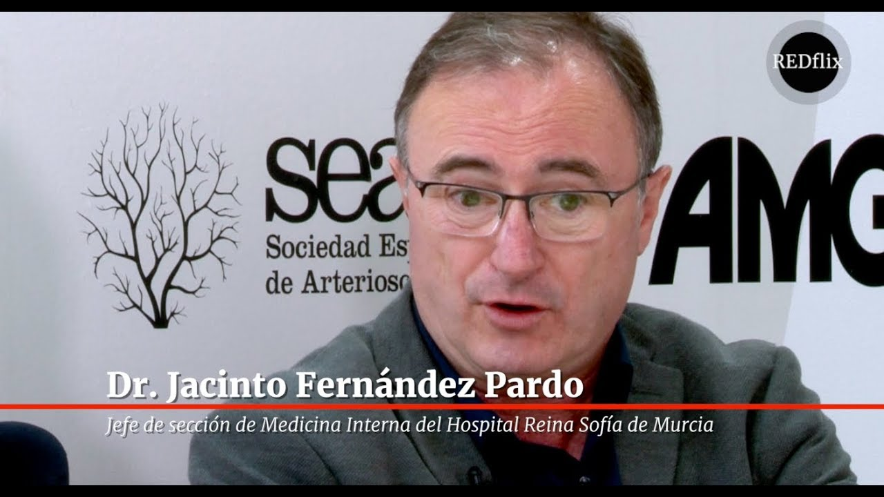 """Fernández Pardo: """"Los pacientes con elevación del glicerol suelen ser mal diagnosticados"""""""