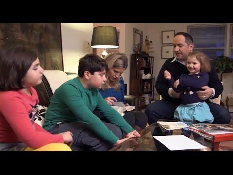 Genie morman Interesting family