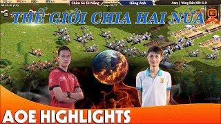 Chim Sẻ Đi Nắng - Hồng Anh: Kẻ công rát người thủ hay | AoE Highlight