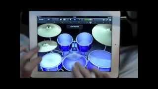 Виртуозная игра на барабанах