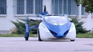 Летающий автомобиль - уже реальность (новости)