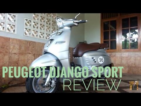 Peugeot Django Sport 150cc(Skutik Sport)