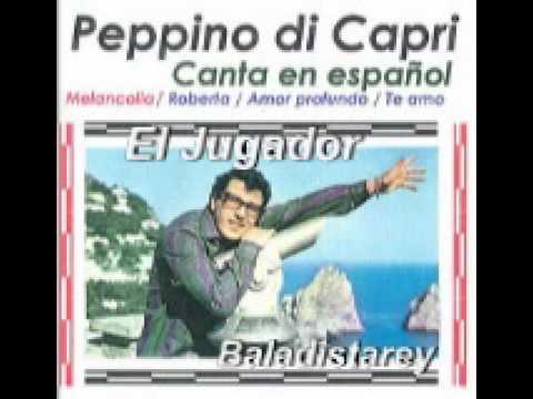 El Jugador Pepino Di  Capri.wmv