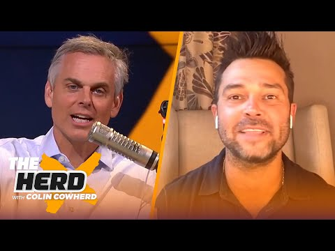 Nick Swisher on what Kershaw's injury means for Dodgers, talks Betts & Stanton | MLB | THE HERD