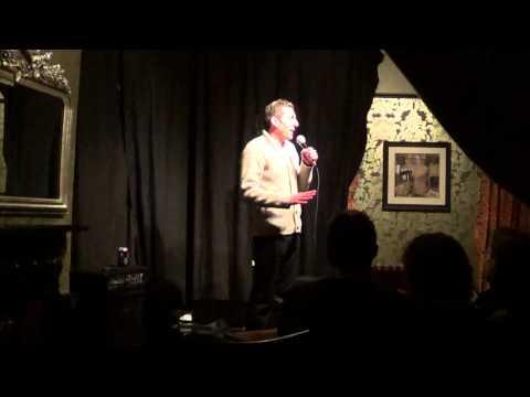 Sean Downie at Angel Comedy March 2013