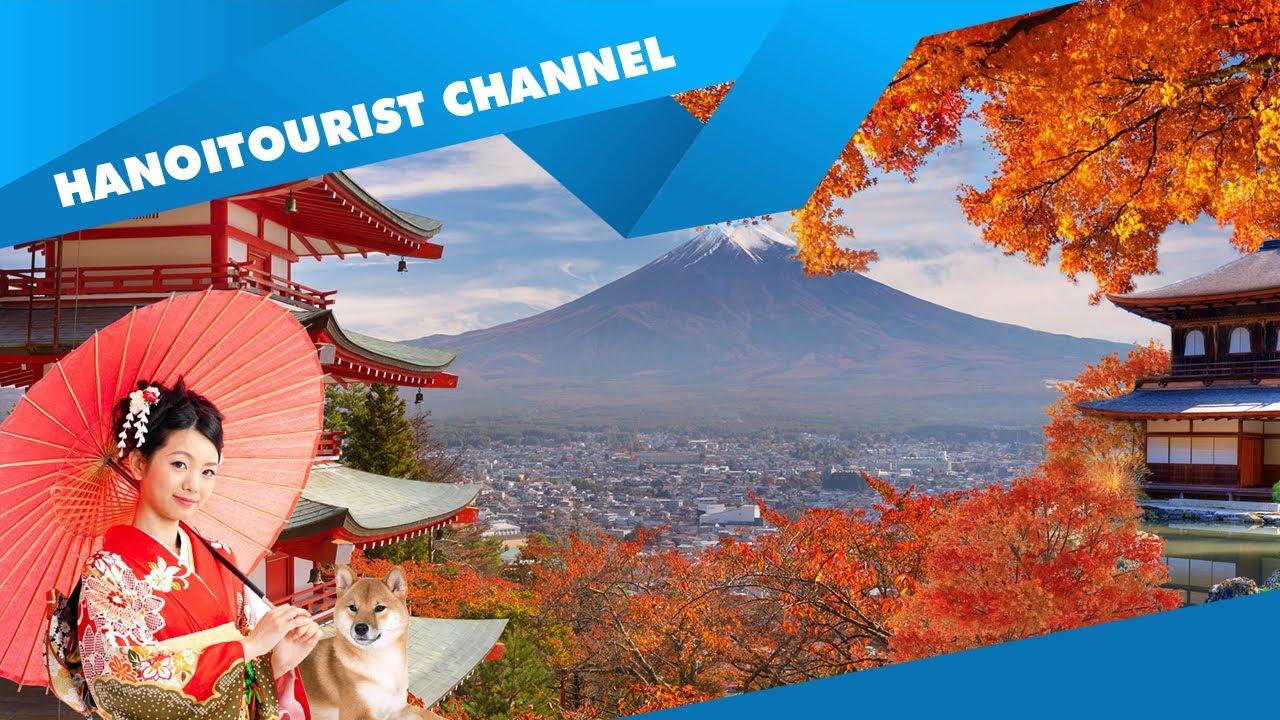 Đài Truyền hình Hà Nội đưa tin về Hanoitourist ra mắt SP Nhật Bản mới năm 2016