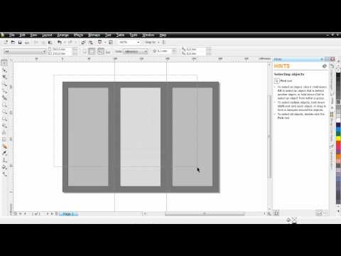 Video Cara Membuat Brosur Lipat 3 CorelDRAW X4.mp4